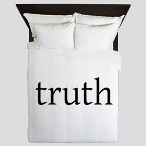 Truth Queen Duvet