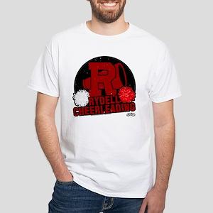Rydell Cheerleading White T-Shirt