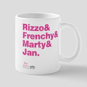 Pink Names Mug