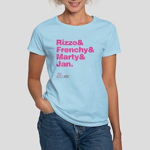 Pink Names Women's Light T-Shirt