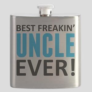 Best Freakin' Uncle Ever! Flask