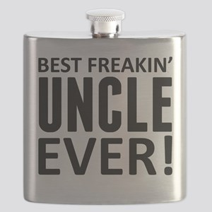 Best Freakin' Uncle Ever! Flask