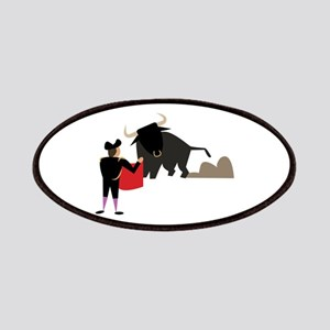 Bullfighter Patch