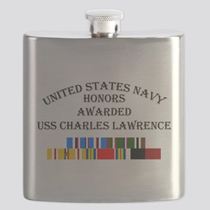 USS Charles Lawrence Flask