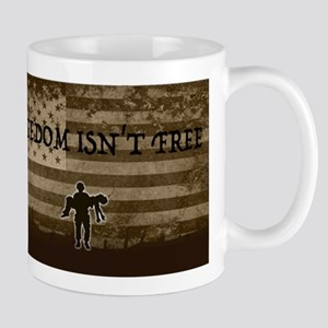 Freedom isn't Free Mugs
