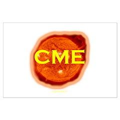 Coronal Mass Ejection (CME), Ward Manchester - Lar