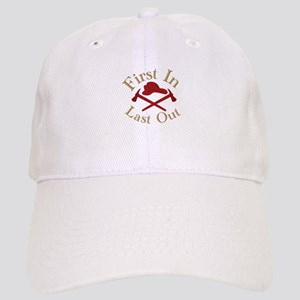 First In Last Out Baseball Cap