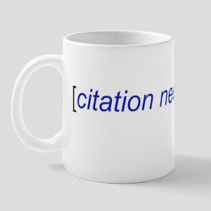 Citation Needed Mug
