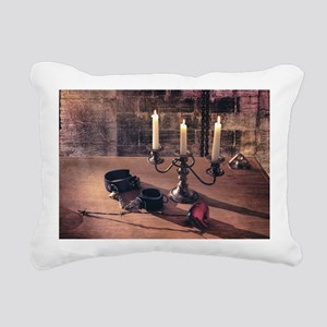 BDSM Rendezvous Rectangular Canvas Pillow