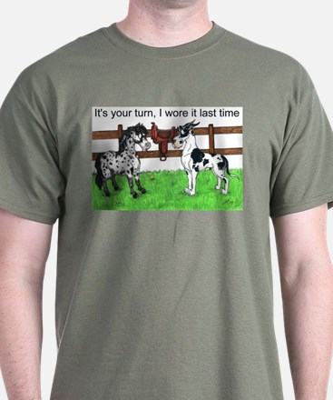 C H Your Turn T-Shirt