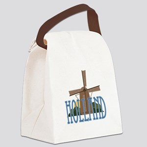 Holland Canvas Lunch Bag
