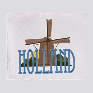 Holland Throw Blanket