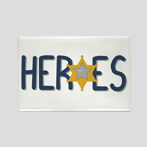 Heroes Magnets