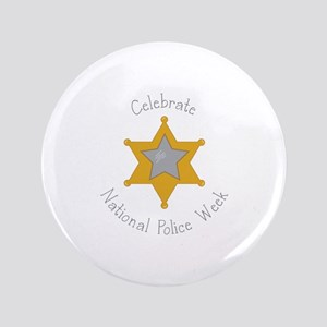 National police week Button