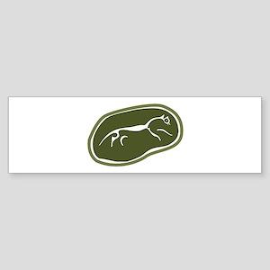Uffington White Horse Bumper Sticker