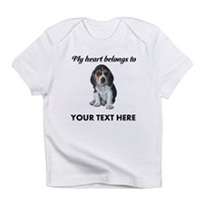 Personalized Beagle Custom Infant T-Shirt