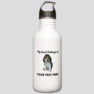 Personalized Beagle Cu Stainless Water Bottle 1.0L