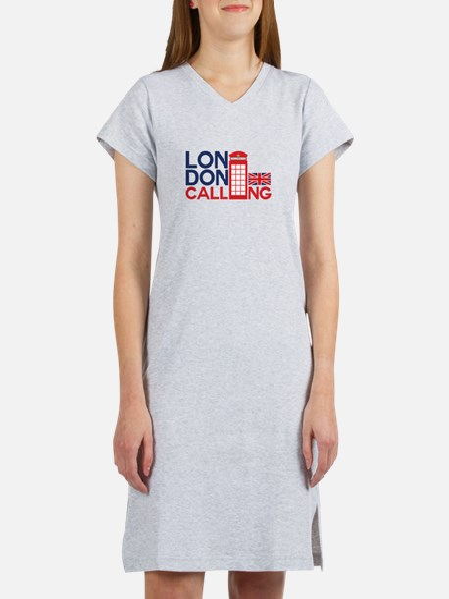 London Calling Women's Nightshirt