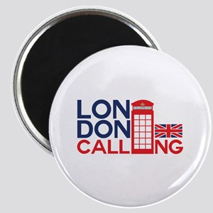 London Calling Magnets