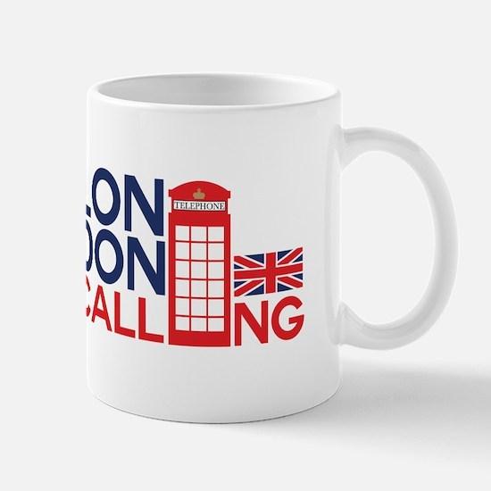 London Calling Mugs