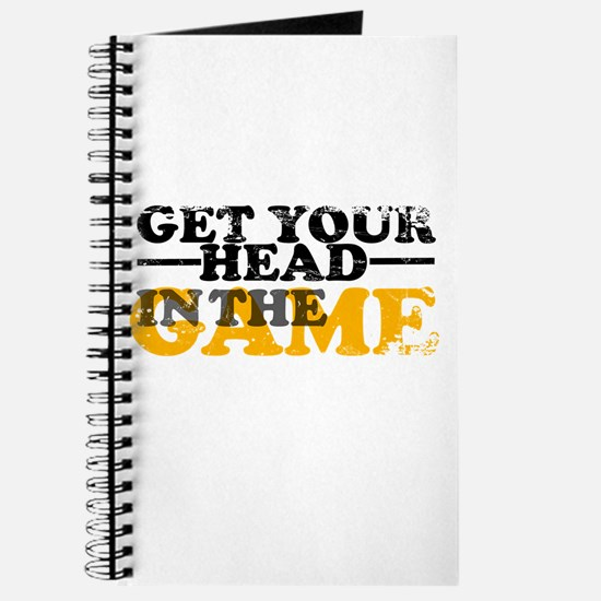 Get Your Head In The Game Journal