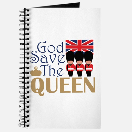 God Save The Queen Journal