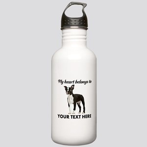 Personalized Boston Te Stainless Water Bottle 1.0L