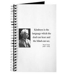 Mark Twain 31 Journal
