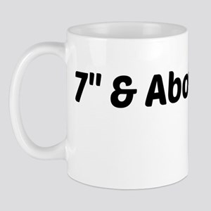 """7"""" Above Mug"""