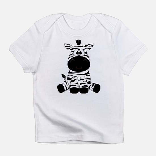 Cute Little Zebra Infant T-Shirt