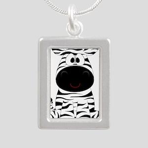Cute Little Zebra Necklaces