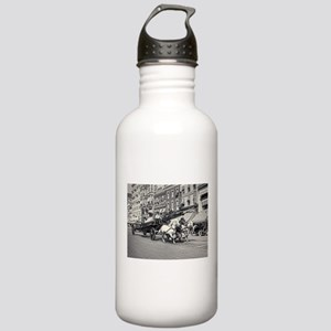 Vintage Horse Drawn Fi Stainless Water Bottle 1.0L