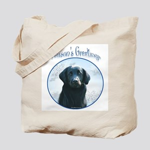 Flat-Coat Season's Tote Bag