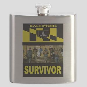 SURVIVOR Flask