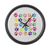 Pets Giant Clocks