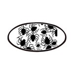 Black Spiders Patch