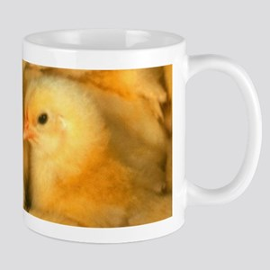 Little Yellow Chicks Mugs