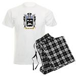 MacAdo Men's Light Pajamas