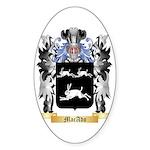 MacAdo Sticker (Oval 10 pk)