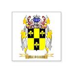 Mac Shimidh Square Sticker 3