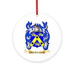 Mac Sheumais Ornament (Round)