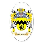 Mac Muiris Sticker (Oval)