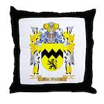 Mac Muiris Throw Pillow