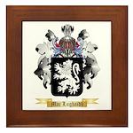 Mac Lughaidh Framed Tile
