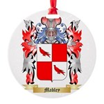 Mabley Round Ornament