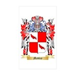 Mabley Sticker (Rectangle 10 pk)