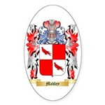 Mabley Sticker (Oval)