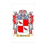 Maberly Sticker (Rectangle 50 pk)