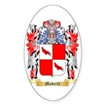 Maberly Sticker (Oval 50 pk)