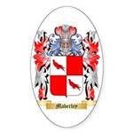 Maberley Sticker (Oval 50 pk)